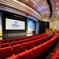 Отель Hilton Stockholm Slussen развлечения