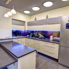 Апартаменты Ривьера Апартаменты Улучшенные апартаменты разные типы кроватей фото 5