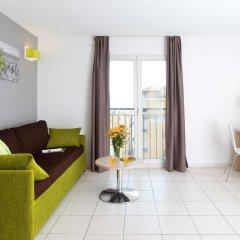 Отель Aparthotel Adagio access Nice Magnan комната для гостей фото 4