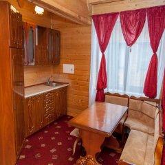 Гостиница Отельно-оздоровительный комплекс Скольмо 3* Коттедж разные типы кроватей
