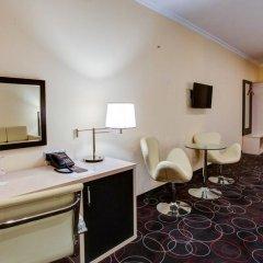 Принц Парк Отель 4* Студия с различными типами кроватей фото 23