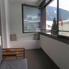 Отель Roccabella Швейцария, Давос - отзывы, цены и фото номеров - забронировать отель Roccabella онлайн балкон