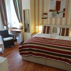 Hotel Villa Konstanz 3* Стандартный номер фото 11