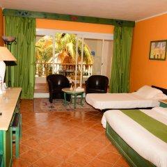 Отель Arabia Azur Resort 4* Стандартный номер с различными типами кроватей фото 6