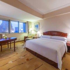 Sheraton Chengdu Lido Hotel 4* Улучшенный номер с различными типами кроватей фото 4