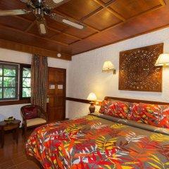 Отель Tropica Bungalow Resort 3* Улучшенное бунгало с различными типами кроватей