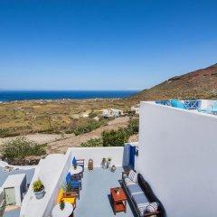 Отель Georgis Apartments Греция, Остров Санторини - отзывы, цены и фото номеров - забронировать отель Georgis Apartments онлайн балкон