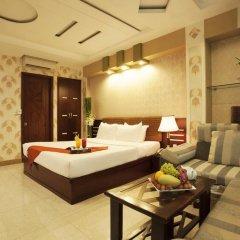 Roseland Inn Hotel 2* Номер Делюкс с различными типами кроватей фото 16