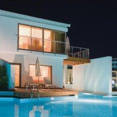 Отель Cornelia Diamond Golf Resort & SPA - All Inclusive 5* Вилла Azure с различными типами кроватей фото 7
