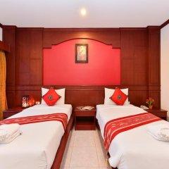 Отель Art Mansion Patong 3* Улучшенный номер с двуспальной кроватью фото 5