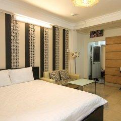 Апартаменты Smiley Apartment комната для гостей фото 4