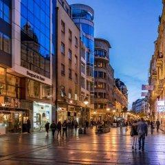 Belgrade Art Hotel гостиничный бар