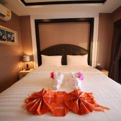 Отель New Nordic Marcus 3* Апартаменты с различными типами кроватей фото 7