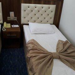 Miroglu Hotel 3* Стандартный номер с двуспальной кроватью фото 18