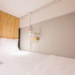 Homie Hostel & Cafe' 2* Кровать в общем номере фото 4