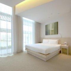 Отель Grand Copthorne Waterfront 4* Улучшенный номер с различными типами кроватей фото 8