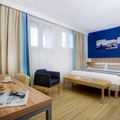 Отель Citadines Croisette Cannes 3* Студия с различными типами кроватей фото 6