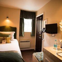 Отель Roof Garden Rooms Стандартный номер фото 5
