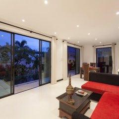 Отель Byg Private Pool Villa @ Layan Beach пляж Банг-Тао комната для гостей фото 2
