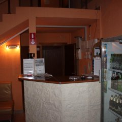 FreeDOM Mini Hotel интерьер отеля