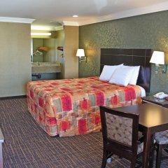 Отель Crystal Inn Suites & Spas 2* Стандартный номер с различными типами кроватей фото 22