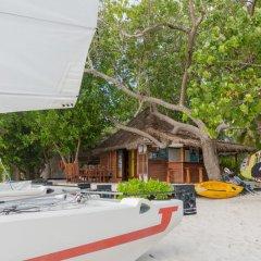 Отель Bandos Maldives парковка