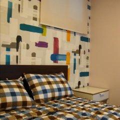 Отель Cube Guesthouse Стандартный номер с двуспальной кроватью фото 3