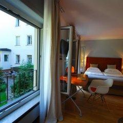 Hotel & Villa Auersperg 4* Номер Small garden с различными типами кроватей