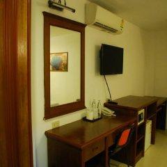Отель Patong Budget Rooms Улучшенный номер с различными типами кроватей фото 2