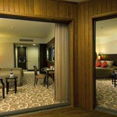 Отель Cornelia Diamond Golf Resort & SPA - All Inclusive 5* Стандартный семейный номер с двуспальной кроватью фото 3