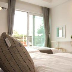 Отель The Mei Haus Hongdae 3* Стандартный номер с различными типами кроватей фото 15