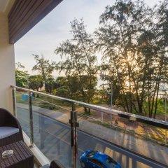 Anda Beachside Hotel 3* Стандартный номер с двуспальной кроватью фото 21