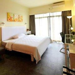 Отель 4th Zhongshan Road Garden Inn 3* Стандартный номер с различными типами кроватей фото 4