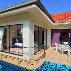 Отель Villa Tortuga Pattaya 4* Вилла с различными типами кроватей фото 9