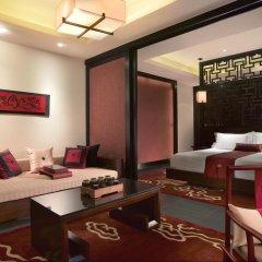 Отель Banyan Tree Lijiang 5* Люкс двуспальная кровать фото 2