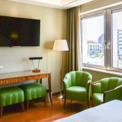 Santa Chiara Hotel & Residenza Parisi 5* Номер Делюкс фото 4