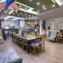 Bazar Hostel гостиничный бар