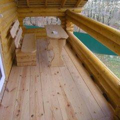 Гостевой Дом Шкадовка балкон