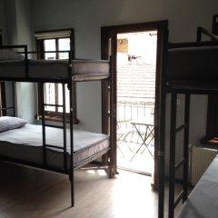 The Hub Hostel Кровать в общем номере с двухъярусной кроватью фото 2