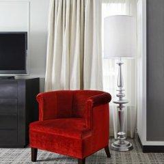 Отель The Graham Washington DC Georgetown, Tapestry Collection by Hilton 4* Стандартный номер с различными типами кроватей фото 3