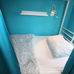 Adam&eva Hostel Prague Кровать в общем номере фото 5
