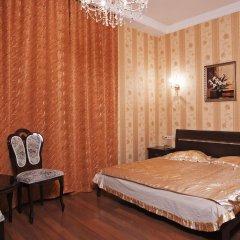 Мини-Отель Алекс на Марата Номер Делюкс с различными типами кроватей фото 9