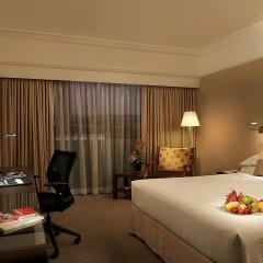 Отель PARKROYAL COLLECTION Marina Bay 5* Стандартный номер