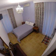 Akrotiri Hotel Студия с разными типами кроватей фото 16