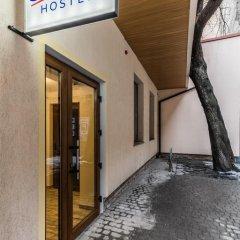 Garis hostel Lviv Львов парковка