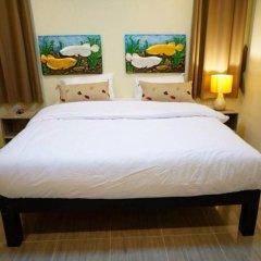 Отель Samui Goodwill Bungalow Таиланд, Самуи - отзывы, цены и фото номеров - забронировать отель Samui Goodwill Bungalow онлайн комната для гостей фото 4