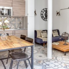 Апартаменты Sweet Inn Apartments - Rue De L'Echiquier комната для гостей фото 5