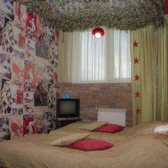 Гостиница Турист Стандартный номер с 2 отдельными кроватями фото 6