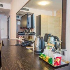 Business Hotel City Avenue 3* Номер Делюкс с различными типами кроватей фото 2