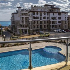 Апартаменты Anthoni Apartments балкон